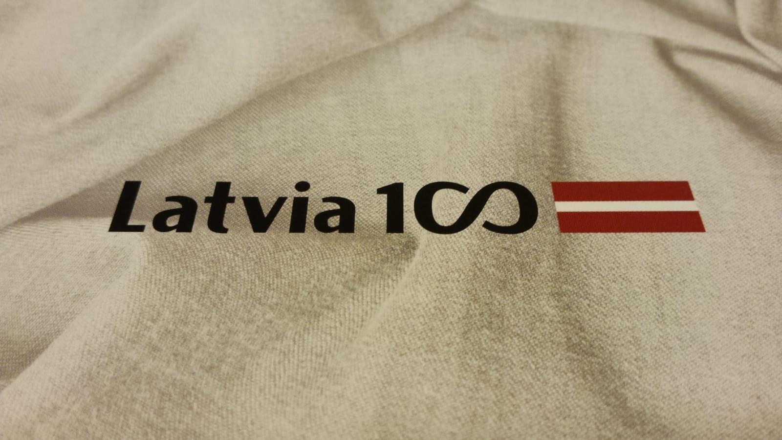 Lettonie 100 ans 1