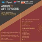 Afterwork asiatique